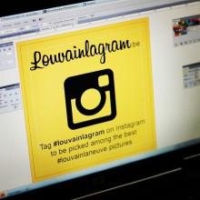 Le hashtag louvainlagram a été créé pour rassembler les meilleures photos de Louvain-la-Neuve