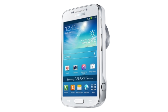 Le smartphone photo Samsung Galaxy S4 Zoom